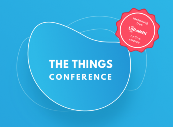 LoRaWan is going for the distance - The Things Conference, Amsterdam