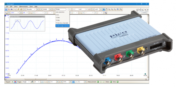 """PicoScope 5000D Series Wins Elektra 2018 """"Test Product of the Year"""" award"""