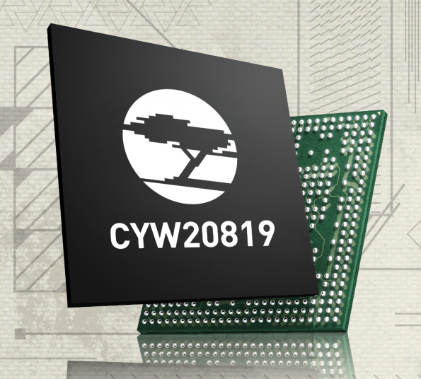 Cypress Low-Power Bluetooth MCUs