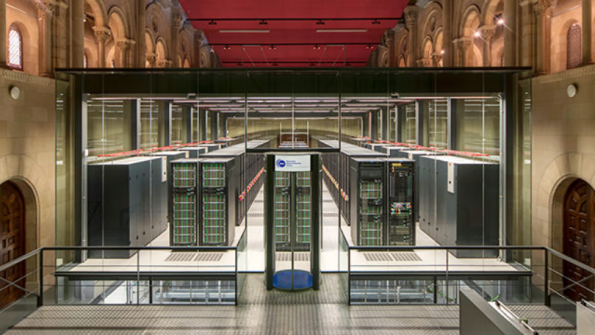 Barcelona Supercomputing Center highlights leading position in EU