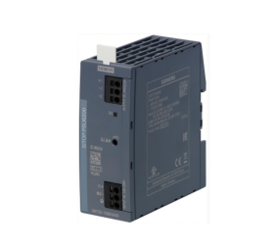Siemens range of DIN rail power supplies available at RS Components