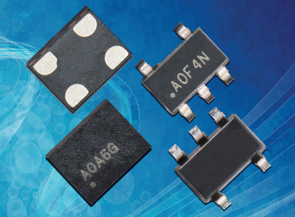 AEL Crystals offers MEMS oscillators from SiTime