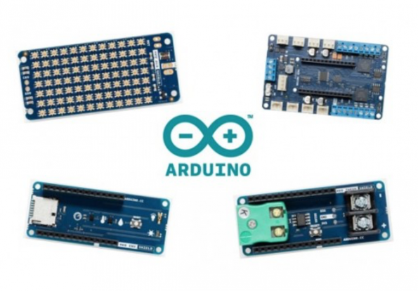 Premier Farnell expands range of Arduino products with MKR Shields
