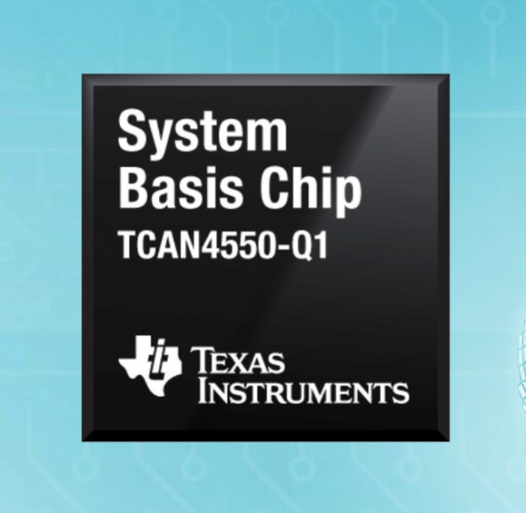TI introduces CAN FD System Basis Chip