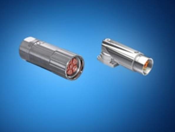 Intercontec Connectors provide modular power, signal and data solution