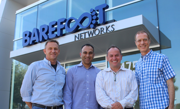 Data-centric Intel buys Barefoot Networks