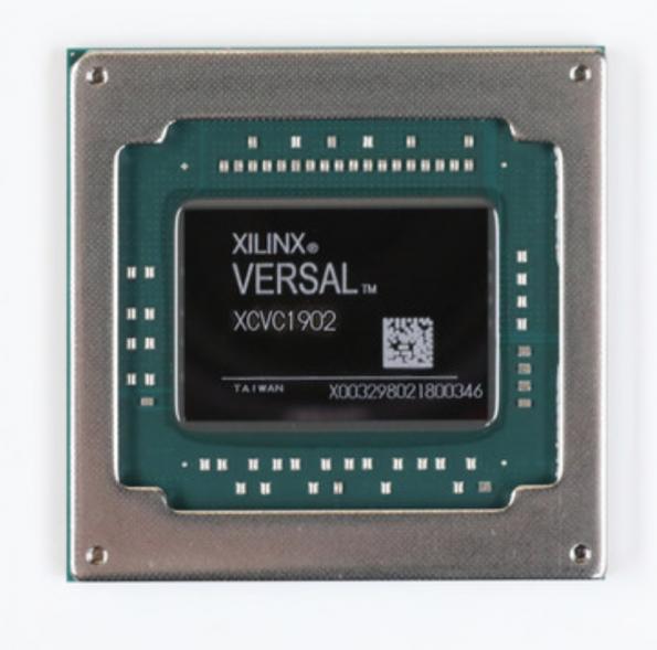 Customer Shipments of Versal ACAP - Xilinx