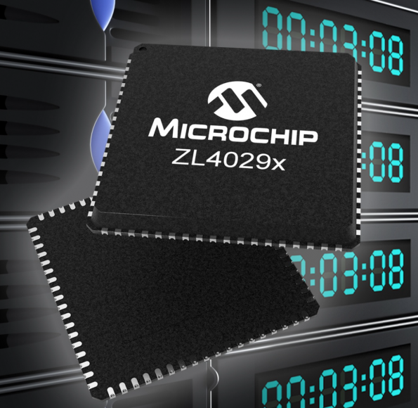 Microchip introduces high performance timing devices