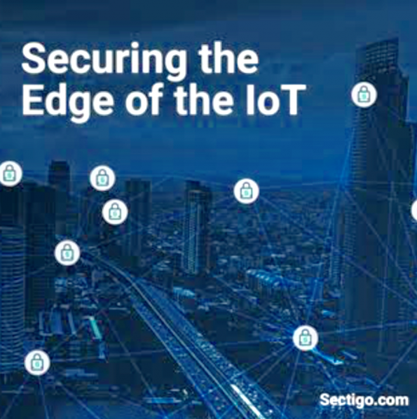 IoT edge protection partnership targets enterprise security