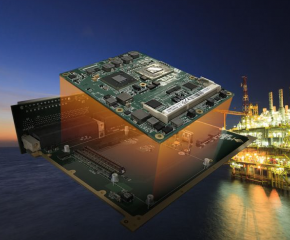 Embedded edge server technologies for the energy sector | congatec