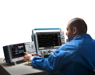 New double pulse test software for AFG31000 | Tektronix