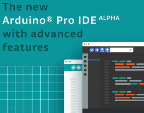 The Arduino Pro IDE (alpha) now available