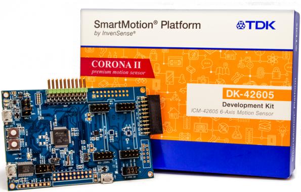 Arrow Electronics Expands Sensor Portfolio with InvenSense