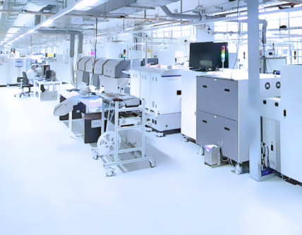 State-of-the-art electronics production facility in Berlin - Swissbit