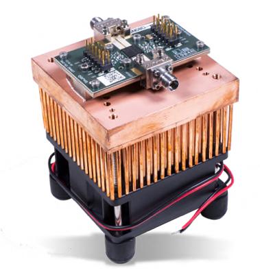Qorvo's QPA3069 100W GaN S-Band Power Amplifier