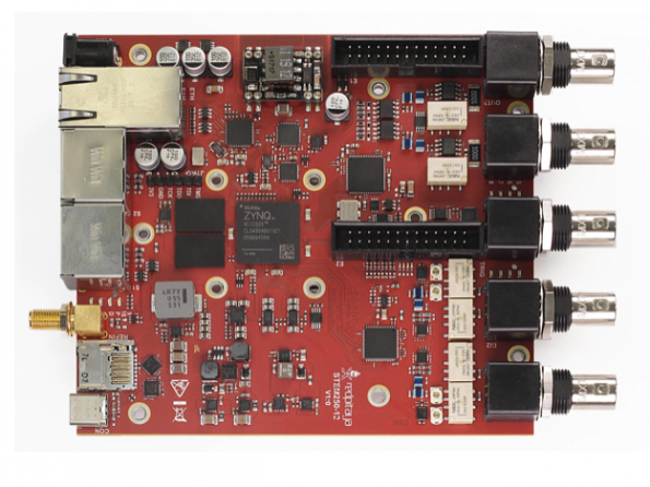 Red Pitaya make STEMlab 250-12 specs available