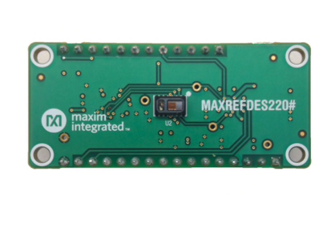 Keep a finger on the pulse with Maxims reference design 220