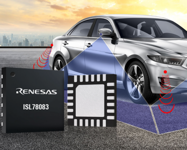 Power Supply design for automotive surround view Camera Systems