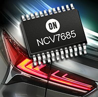 Automotive LED controllers for Advanced Vehicle Lighting Applications