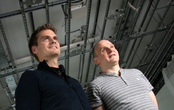 Quantum computing startup bets on trapped ions
