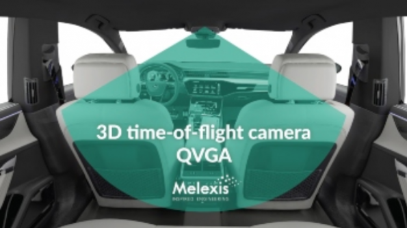 Melexis upgades ToF image sensor for QVGA