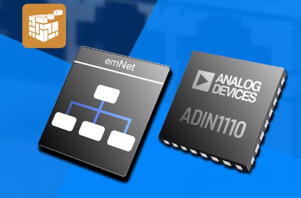Segger, ADI team on long reach industrial Ethernet