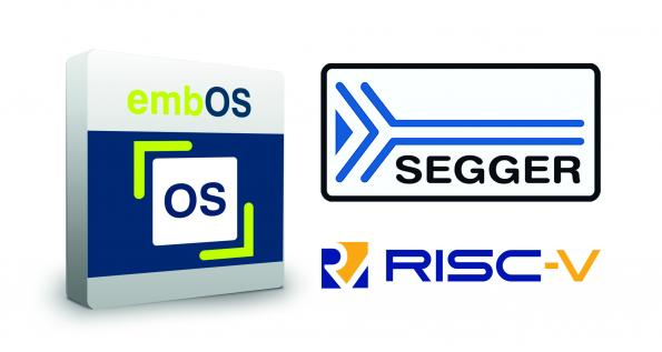 SEGGER Ports embOS for RISC-V Architecture
