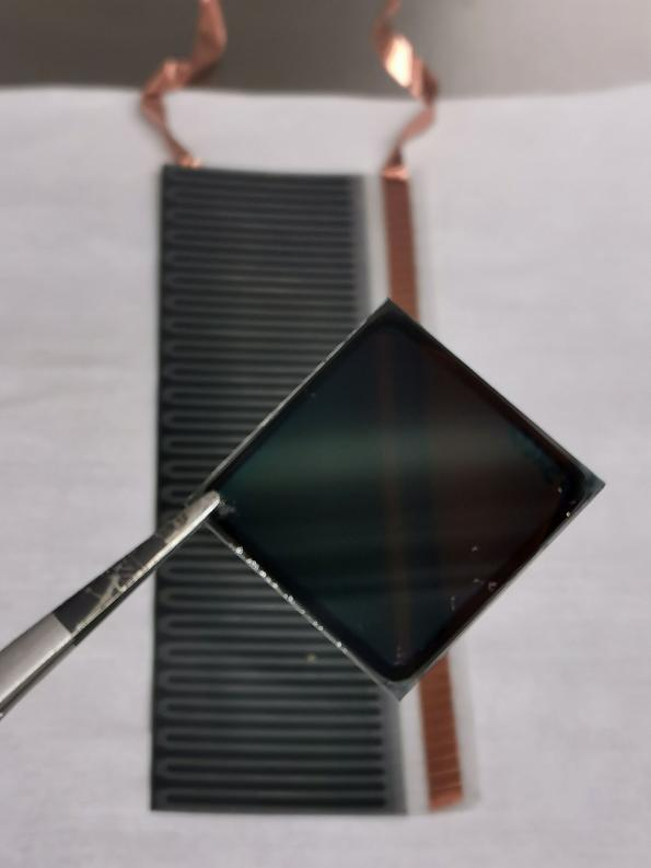 Record perovskite thin film solar cell efficiency of 25 percent directly challenges mainstream panels say European researchers