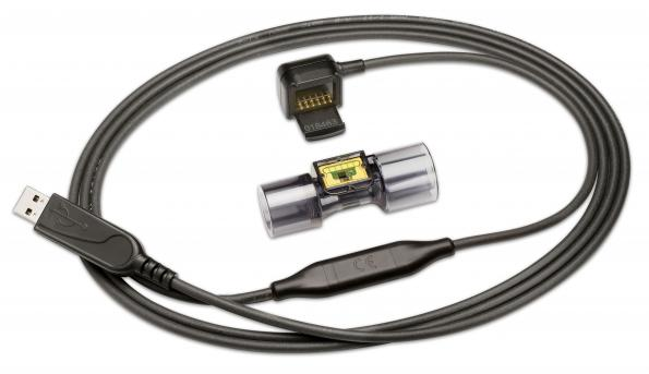 Evaluation kit offered for medical mass flow sensors