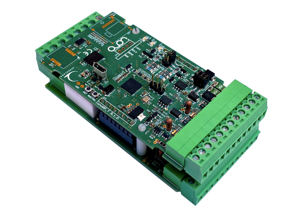 First industrial programmable I/O module with Raspberry Pi micro