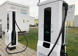 Prototype 450kW fast charger opens in Germany