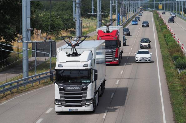 Germany starts third eHighway field trial