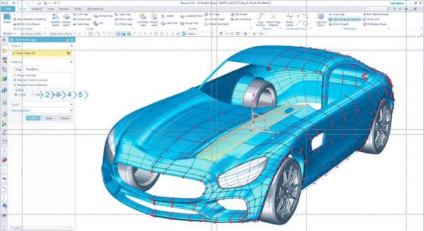 ARM deal boosts digital twin design of cars