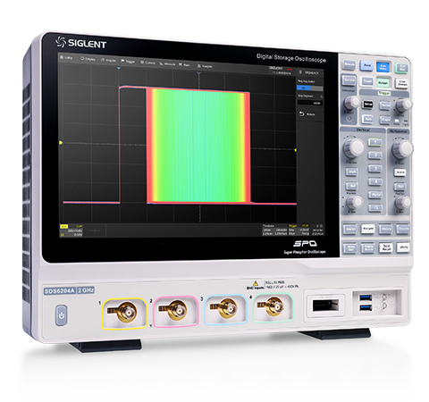 2GHz oscilloscope adds eye diagrams and jitter analysis