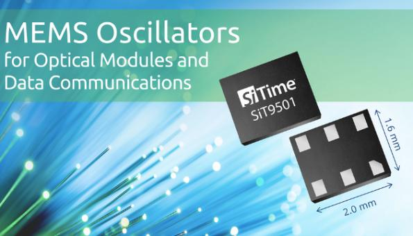 MEMS oscillator supports timing with 70fs jitter