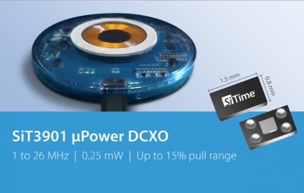 MEMS oscillator improves wireless charging systems