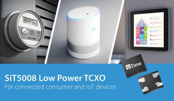 Consumer, IoT MEMS oscillator offers 10ppm stability