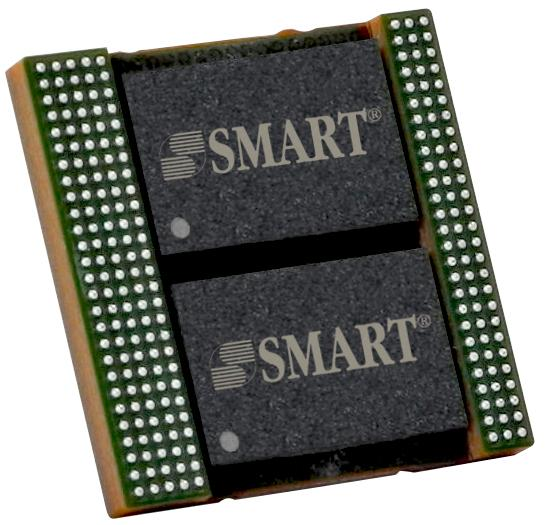 SMART Modular Technologies has added to its range of high density DDR4 Module-in-a-Package (MIP) for IIoT and embedded computing applications.