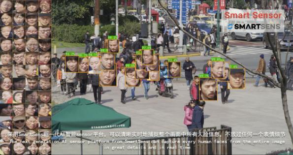 Image sensor plus local processing makes AI sensor