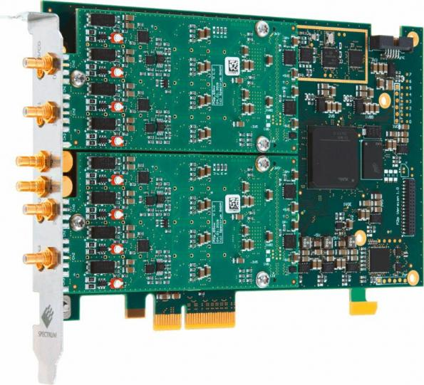512Msample memory boosts next generation AWG cards