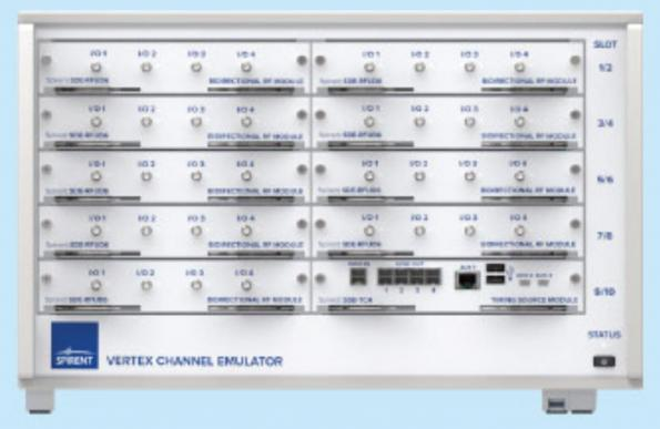 World's first 5G Massive MIMO beamforming RF test bed