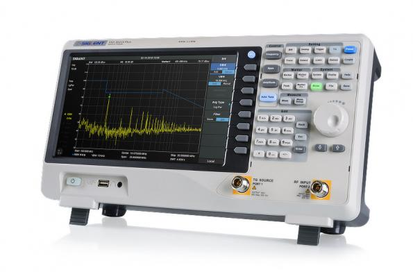 The SSA3000X-plus spectrum analyzer from Siglent Technologies combines the performance and reliability of the highly successful SSA3000X series with the features and ease of use of the SVA1000X series.