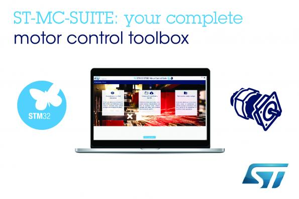 All-in-one online tool simplifies motor-control designs