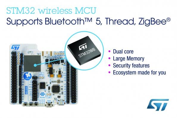 Dual-core wireless MCUs deliver ultra-low-power real-time performance