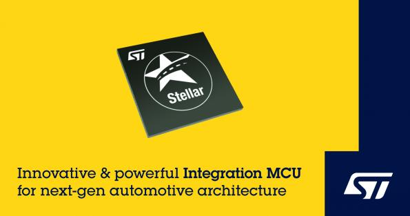 STMicroelectronics has announced more details on how its new Stellar automotive MCUs ensure reliable and deterministic execution of multiple independent real-time applications.