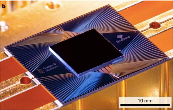 Google's Sycamore quantum processor shows 'supremacy'