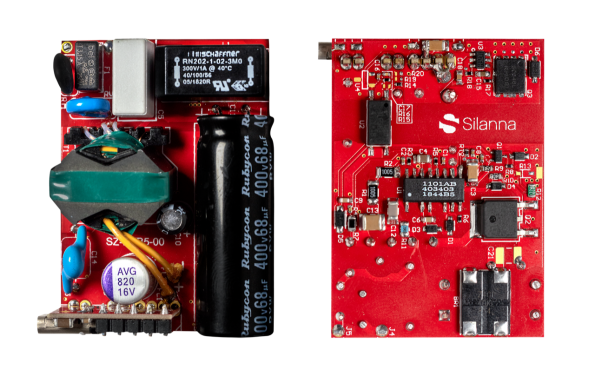 First fully integrated AC-DC active clamp flyback controller