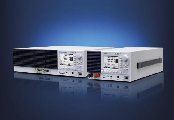 300W and 1kW programmable DC loads for 17 types of power test