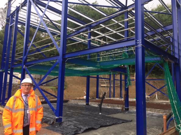 Nouveau centre CEM de TDK en UK. Plus de 2 millions d'Euros investis