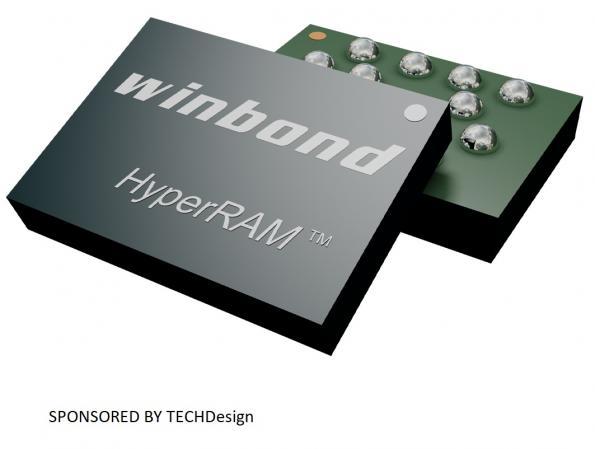 Winbond HyperRAM Empower Designers to Meet AIoT Challenges